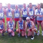 Andover AC Young Guns Blaze the Trail