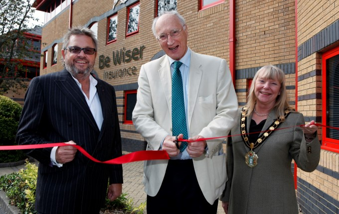 Be Wiser HQ Opening