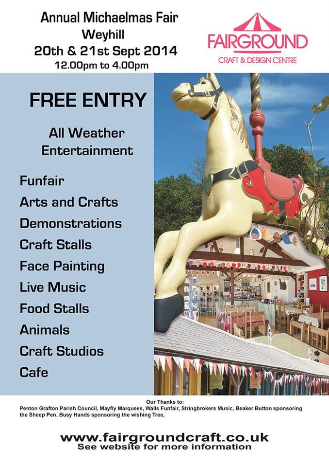 Fairground Michaelmas Fair 2014