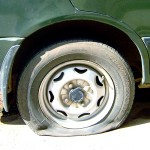 Tyres Slashed on Picket Twenty