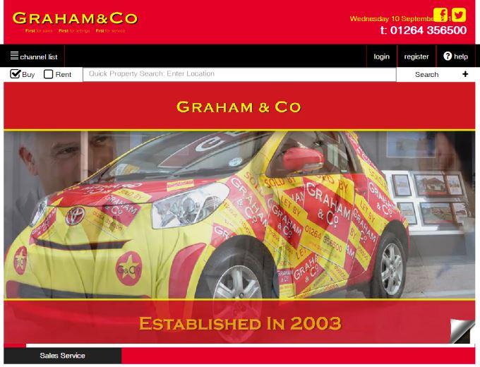 Graham and Co Screenshot