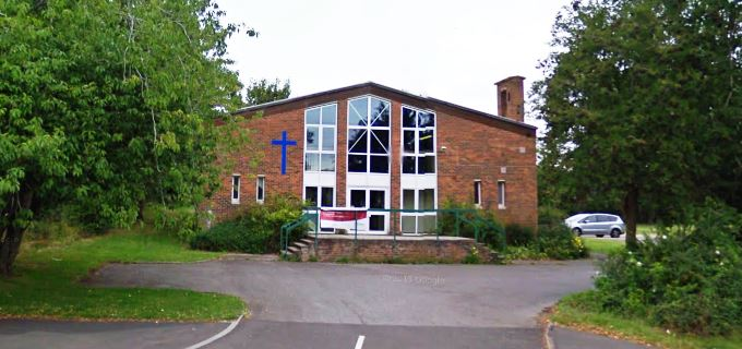 St Pauls Church Centre Andover