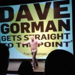 Last Few Tickets for Dave Gorman Show Tonight