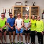 Sun Shines on Solent Half Marathon as Dougie Smashes Club Record