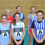 Andover & Overton Sportshall Partnership Blossoms for U13 Girls