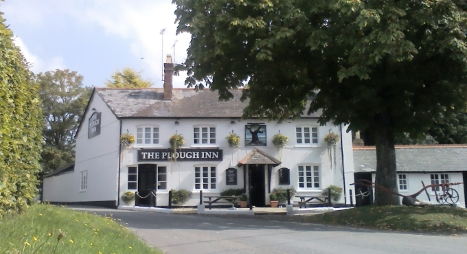 The Plough Inn at Grateley