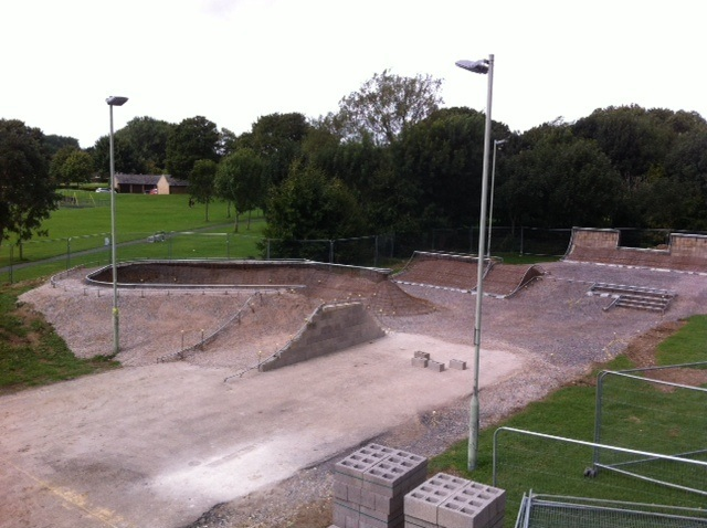 The Urban Sports Facility at Smannell Road