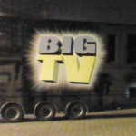 The Big TV Truck Has Arrived
