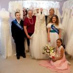 Dresses Fit for a Princess at Bridal Designer Weekend