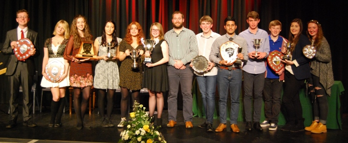 Harrow Way - Presentation Evening 2014