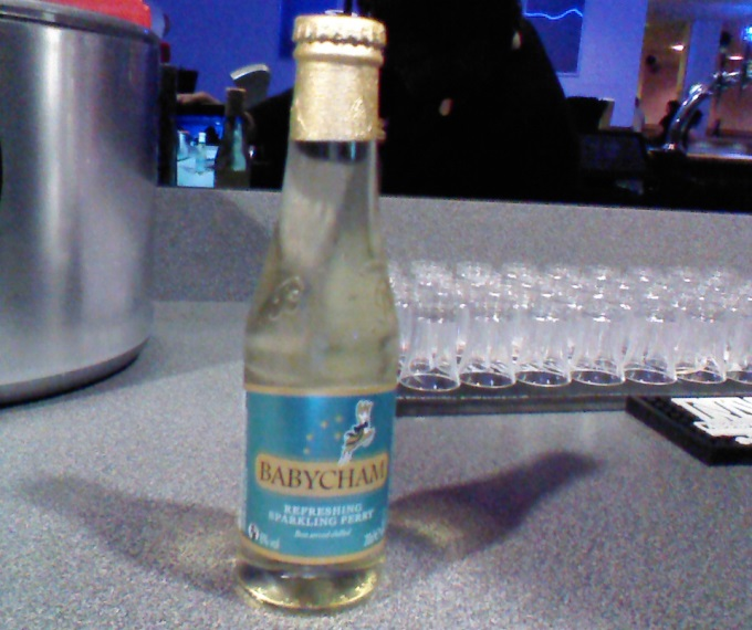 Breakers Andover - And they sell Babycham too