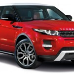 Win a Range Rover Evoque with Andover's Britax
