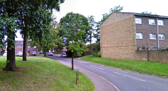 Camelot Close, King Arthurs Way - image courtesy of Google