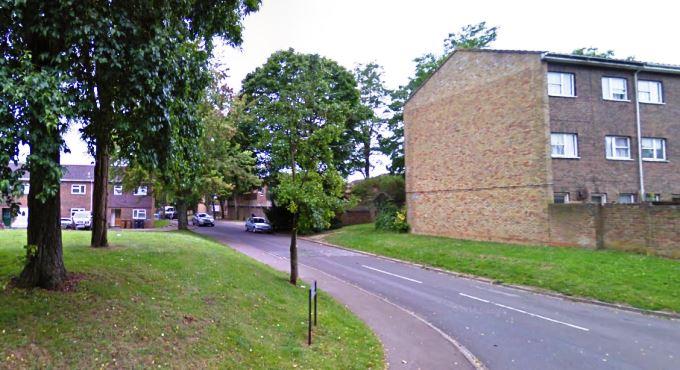Camelot Close, King Arthurs Way - image courtesy of Google