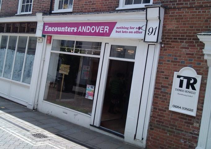 Encounters Shop Andover