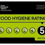 Food Hygiene Rating - 5 Star