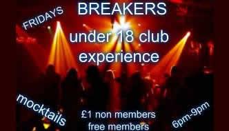 Home - Breakers U18 Club Experience
