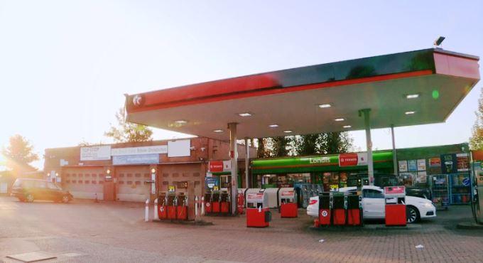 Car Swap - Weyhill Service Station
