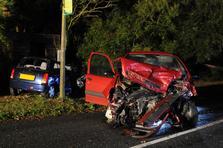 Police - Car Crash
