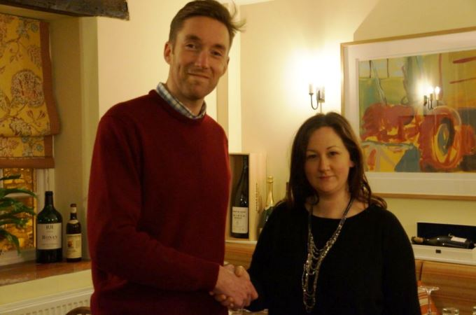 Patrick Vaughan-Fowler & Louise Ellison