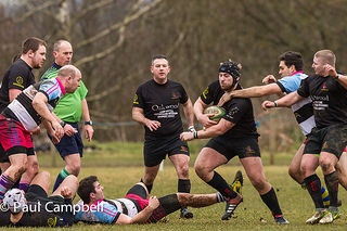 Andover v Old Tons 7