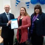 Breakers Community Champion Recognised
