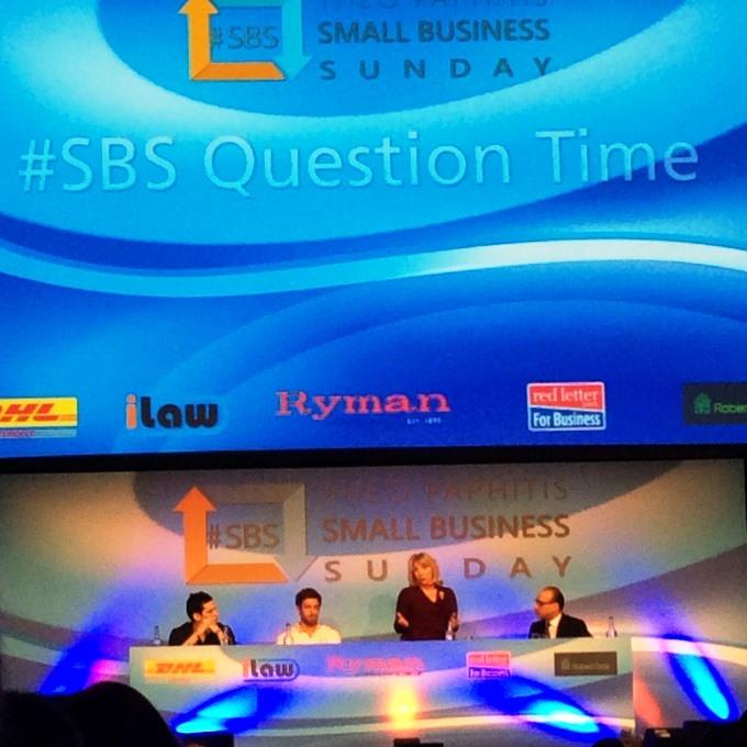 Chris Jackson - SBS Panel