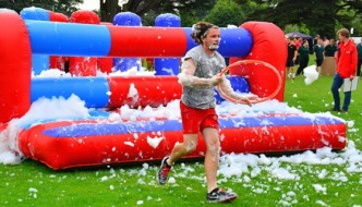 Enham Trust - Its a Knockout Family Fun day