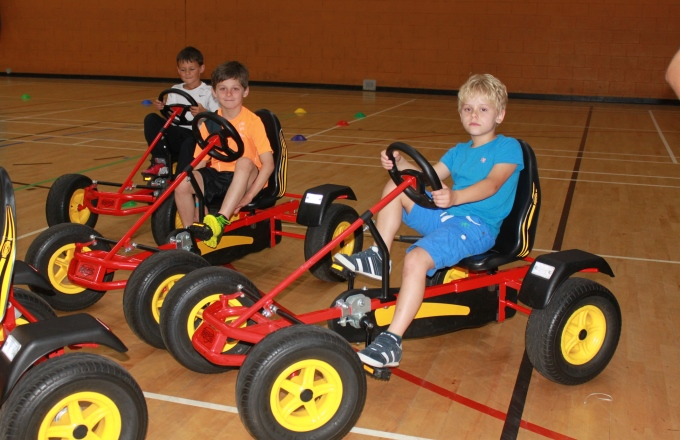 Holiday Club - Go karts are a go at Valley Leisure Holidays 1