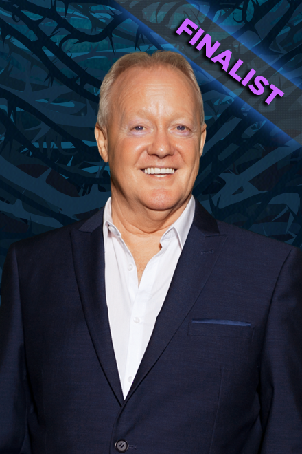 Keith Chegwin - image courtesy of Channel 5