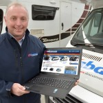 Abacus Director Dave Wolfeden with new website