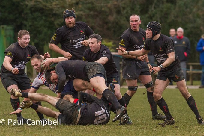 Andover RFC v Sandown and Shanklin 2
