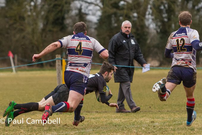 Andover RFC v Sandown and Shanklin 4