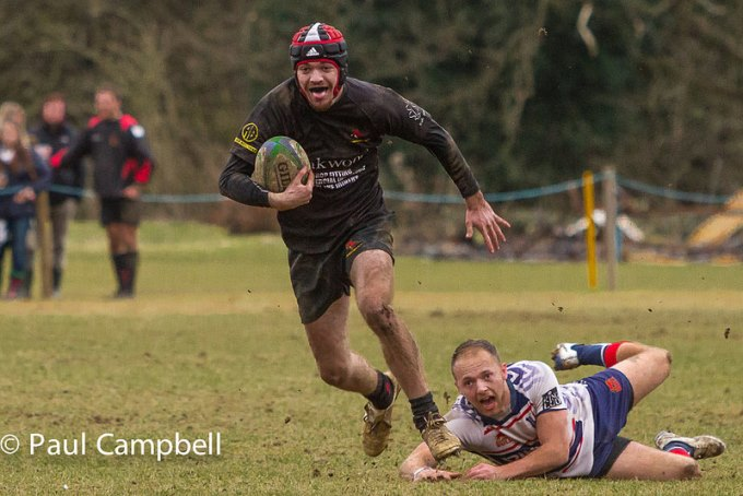 Andover RFC v Sandown and Shanklin 5