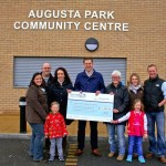Augusta Park Community Association Receives £11,900 Grant