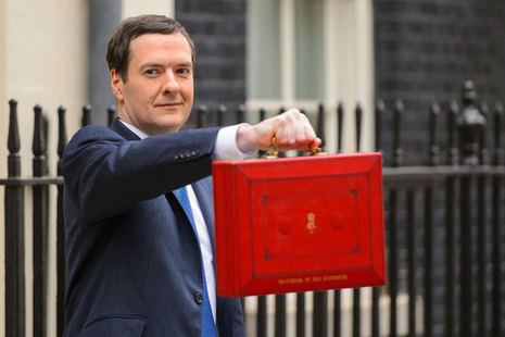 Budget 2015 Red Box