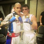 Legacy Boxing Andover Get a One Two Win