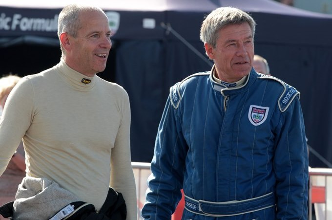 Tiff Needell Discusses Racing