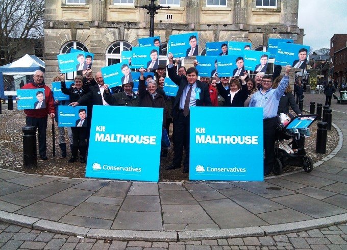 Conservative Election Launch