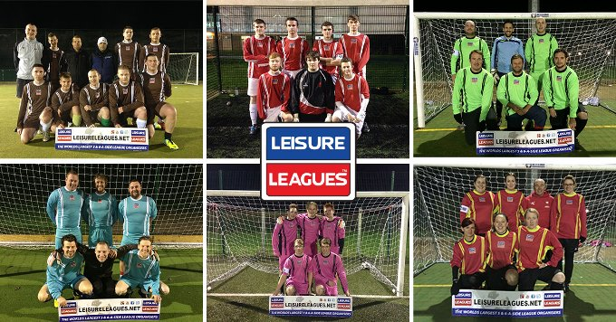 Leisure Leagues - Andover Teams