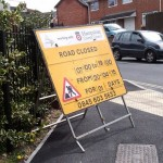 Old Winton Road - Road Closure
