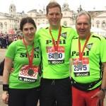 A Marathon Effort for Team North