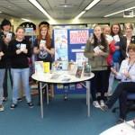 Andover College - Six Book Challenge Waitrose