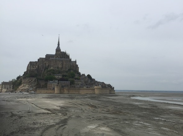 Le Mont Saint Michel, Normandy