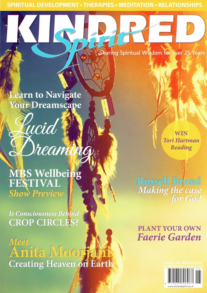 Kindred Spirit Magazine