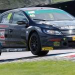 Aron Smith Takes Pole for Thruxton BTCC Sunday