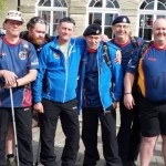Veterans in Action Walk Reaches Middlesbrough