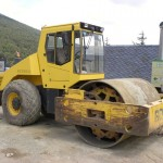 Bomag Road Roller (Library image from Wiki)
