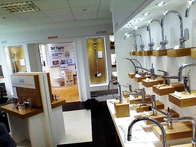 Crodex - Showroom