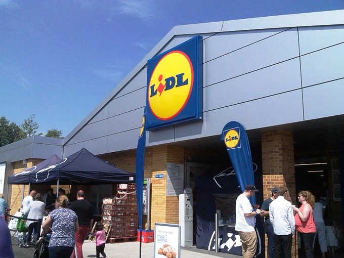 Lidle Andover Opening 1